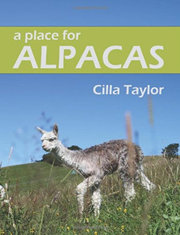 A Place for Alpacas written by Cilla Taylor