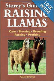 Storeys Guide to Raising Llamas written by Gale Birutta