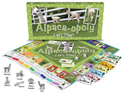 Alpaca Opoly Board Game